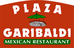 Plaza Garibaldi Redwood Logo